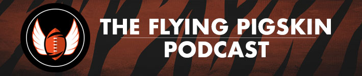 The Flying Pigskin Show