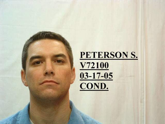 scott peterson essay Scott peterson won't give up his claim to more than $250,000 from an insurance policy on his dead wife, even though state law says people who kill their spouses forfeit their rights as a beneficiary as a result, an attorney for laci peterson's mother, sharon rocha, on tuesday filed paperwork asking.