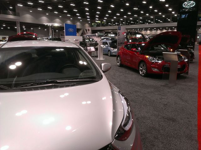 Cincinnati Auto Expo Rolls Into Town WCPO Cincinnati OH - Car show duke energy center