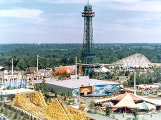 INTERACTIVE: A trip back in time at Kings Island