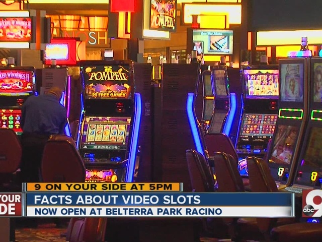 Slot machines cincinnati ohio