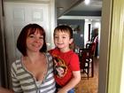 Hamilton mom, son live in 'murder house'