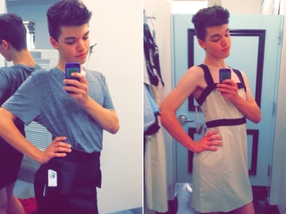 Leelah suicide note sparks transgender outcry