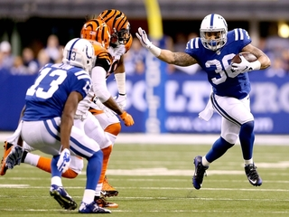 Maybe next year? Bengals fall to Colts 26-10