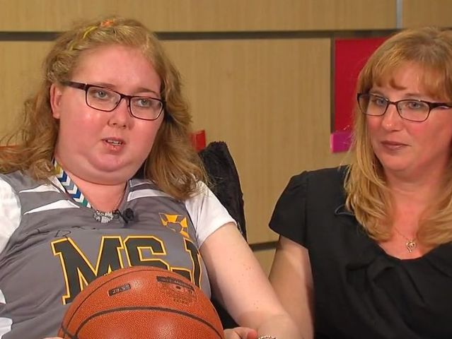 Lauren Hill tells WCPO she wants to be remembered as a hero