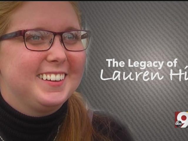 Lauren Hill Memorial Service