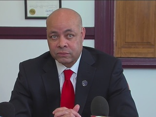 Did Black agree to resign? 'No, that's not true'