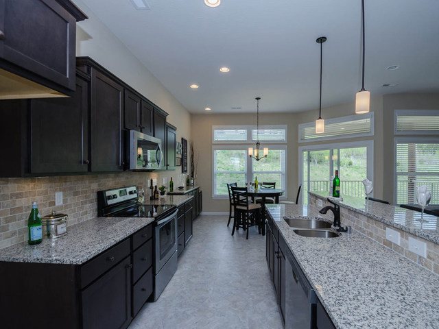 Fischer Homes   The Northport II   Enjoy Lifestyle Living In This Spacious  Condominium