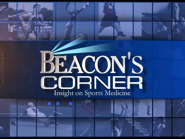 Beacons Corner: Dr. Miller - Summer Injuries