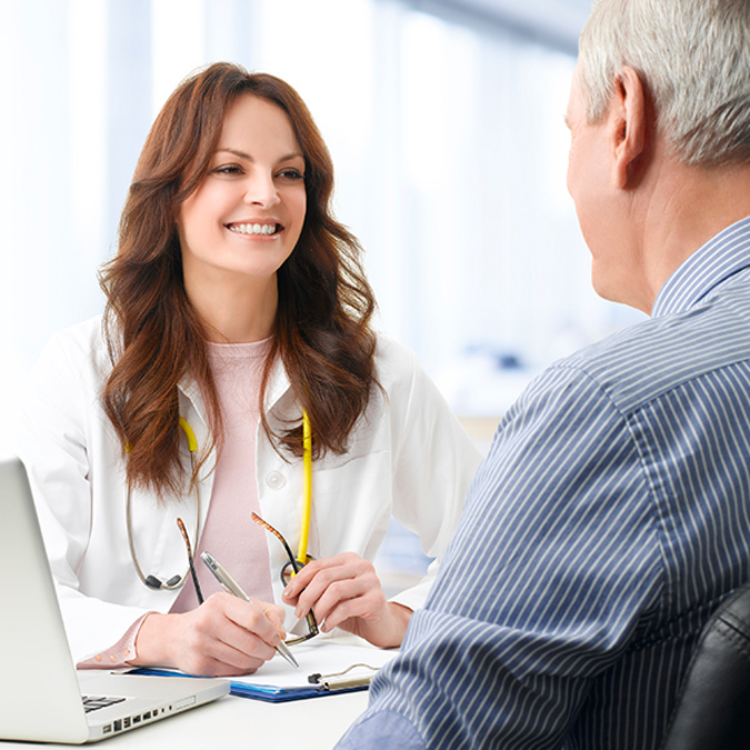 A Healthy Relationship Between Doctors And Patients Can Reduce The Stress Typically Felt When People Need To Visit Office Trust Exists