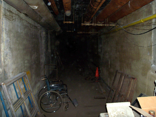 Inside the 'haunted' tunnels under the West Side