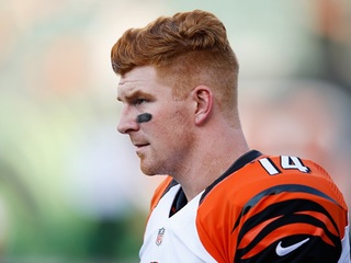 Fay: Andy Dalton's steady, but not spectacular