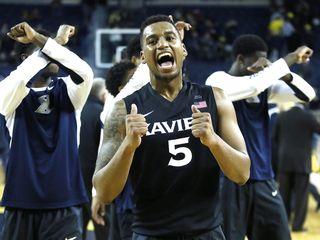 Why did Xavier's Trevon Bluiett wait on the NBA?