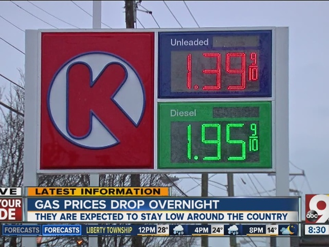 Low Gas Prices >> Low Gas Prices May Really Be Costing You Money Wcpo Cincinnati Oh