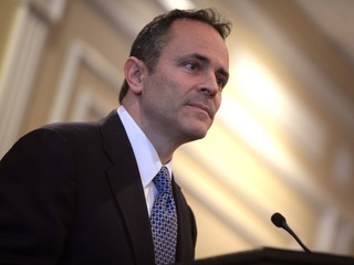 Bevin: Video games are to blame, not guns