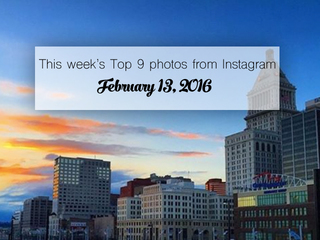 This week's Top 9 from Instagram: February 13