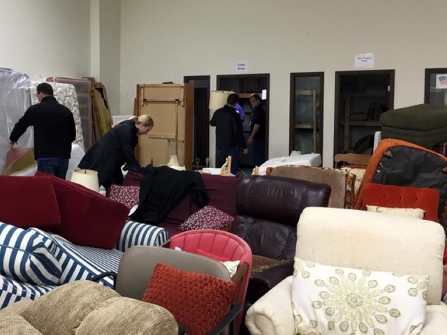 Furniture Bank Helps Formerly Homeless Man Get Fresh Start On Life
