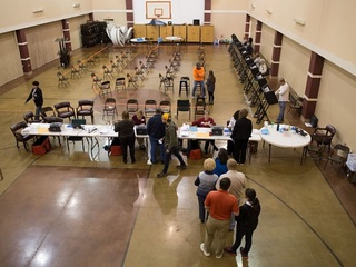 Battery failures crippled Ind. ballot scanners