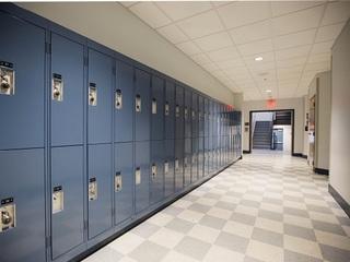District stashes guns throughout schools