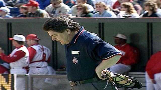 From The Vault: Umpire John McSherry dies after collapsing