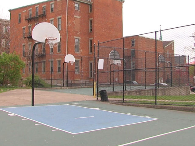 Basketball courts or more development in Over-the-Rhine?