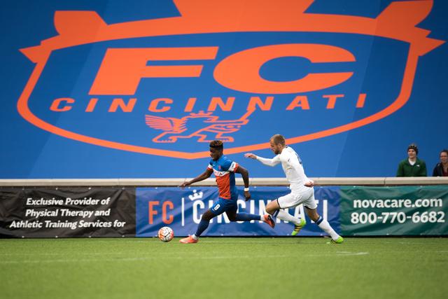 New stadium a must for FC Cincinnati to join Major League Soccer