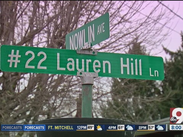 Lauren Hill honored with