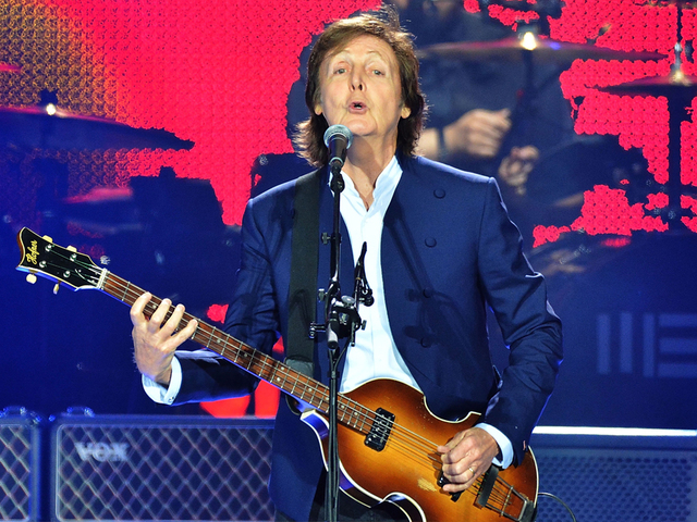 Paul McCartney Returns To Cincinnati In July
