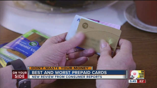 9 on your side consumer reporter john matarese breaks down which prepaid credit cars are worth your money and which ones you should avoid - How To Get All Your Money Off A Prepaid Card
