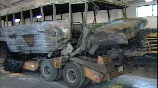 From The Vault Carrollton Bus Crash Killed 27 Shocked