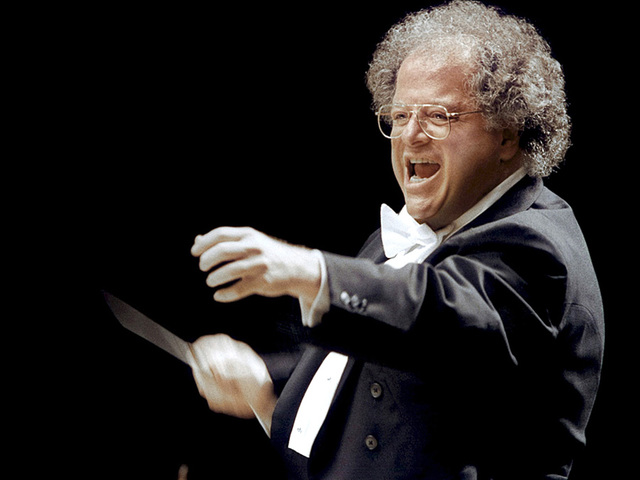Met Opera fires conductor Levine after
