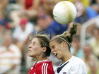 Avoiding soccer concussions 'takes practice'
