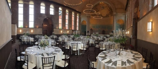 The Former Holy Cross Monastery And Church In Mount Adams Is Now Available To Brides Grooms As A Wedding Venue