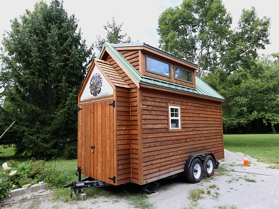 Tiny homes in Greater Cincinnati: Living small in a big way