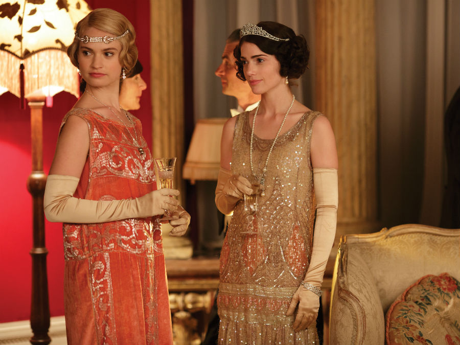 9 things to look for at the \'Downton Abbey\' fashion exhibit in ...