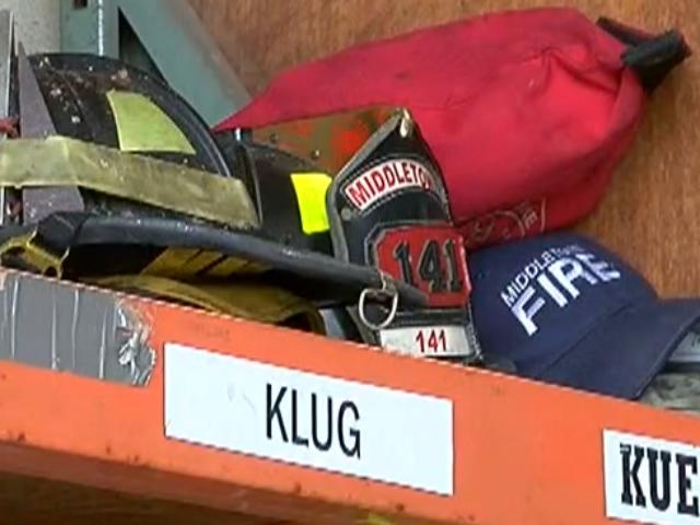 Burlington Fire Uses Scholarships To Recruit Volunteer