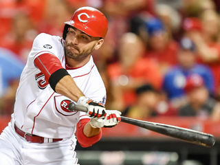 Votto: 'I lost in a very, very cool fashion'
