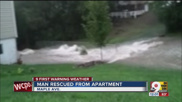 Long Cleanup Ahead For Norwood After Sunday S Flooding Wcpo Cincinnati Oh