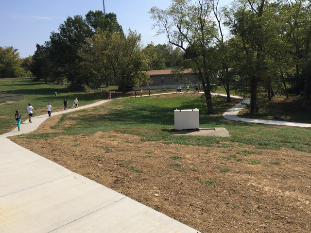 Fitness For Life Around Grant County Has Helped To Create Paved Walking  Paths, Play Spaces At Schools And Parks, And Community Gardens.