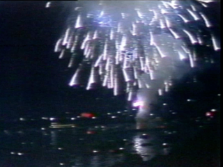 Vault: Watch the first WEBN fireworks in 1977