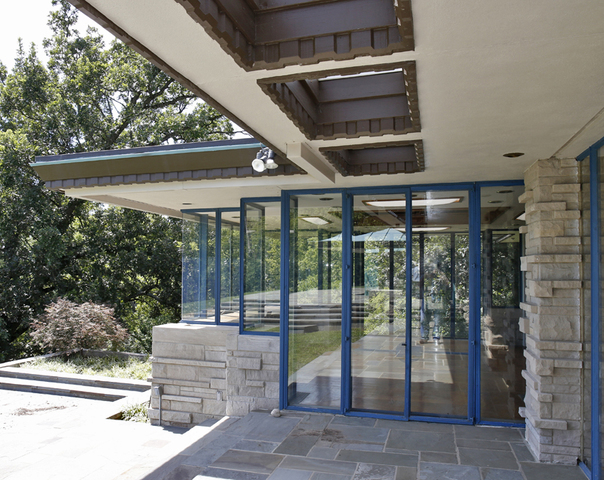 Home tour futuristic corbett house is about as close to a frank home tour corbett house architect was about as close to a frank lloyd wright as you can get malvernweather Choice Image