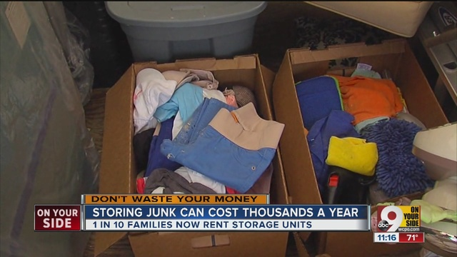 & How much that storage unit is really costing you - WCPO Cincinnati OH