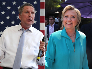 PODCAST: Will Kasich vote for Hillary Clinton?