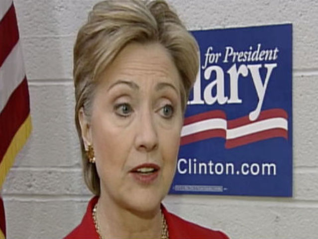 Hillary Clinton: Bush 'shafted' American people