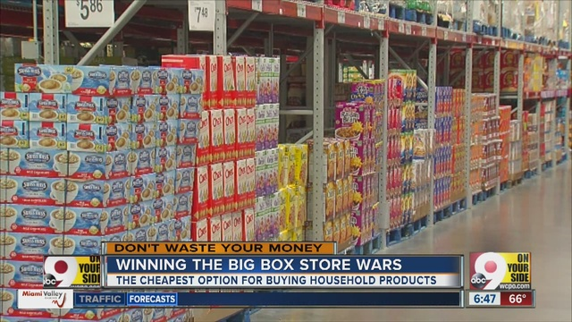 Amazon vs sams club vs costco which has the best deals wcpo which of the large warehouse stores has the best deals altavistaventures Images
