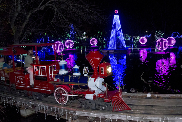 the 34th annual pnc festival of lights at the cincinnati zoo botanical garden in avondale opened for the season friday nov 18 2016 - Pnc Christmas Lights