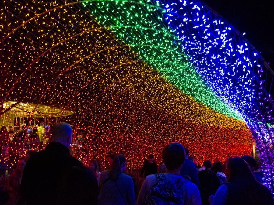 photos pnc festival of lights wcpo cincinnati oh - Pnc Christmas Lights