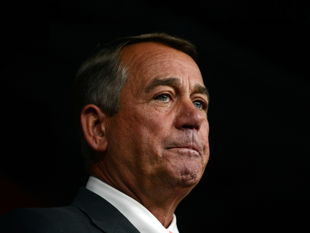 Tobacco Lover John Boehner Loves the Marijuana Business Now Too