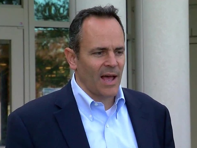 Bevin says judge is 'terrible'