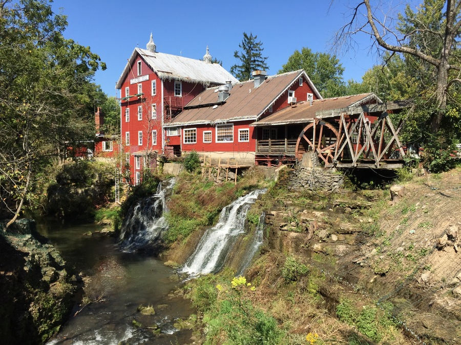 Legendary Lights Of Clifton Mill Named Among Country S Top